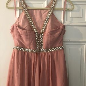 Blush Formal Gown